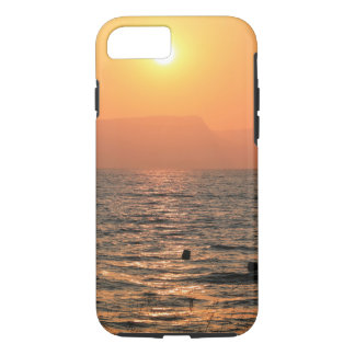 The Galilee sea view during sun set. Case-Mate iPhone Case