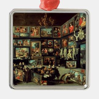 The Gallery of Cornelis van der Geest Metal Ornament