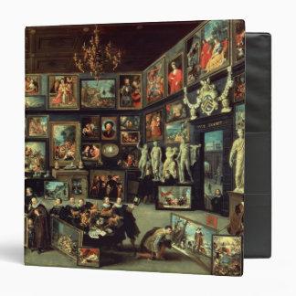 The Gallery of Cornelis van der Geest Vinyl Binders