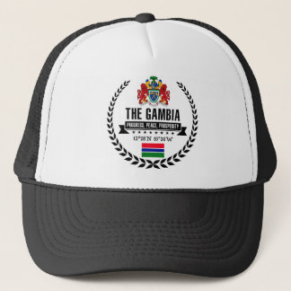 The Gambia Trucker Hat