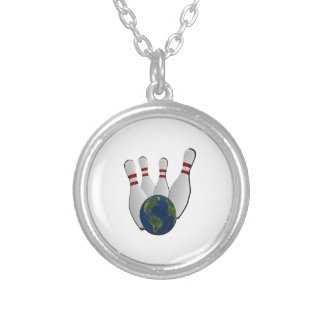 The Game of Life Silver Plated Necklace