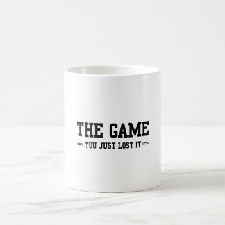 The Game You Just Lost It 11 Oz Magic Heat Color-Changing Coffee Mug