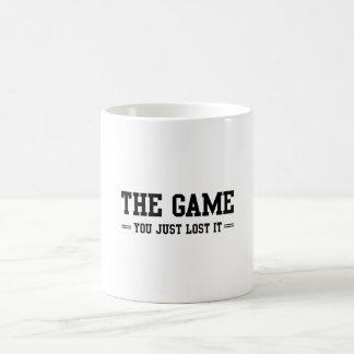The Game You Just Lost It Magic Mug