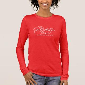 The Gandolfo Team: Support Reno small business. Long Sleeve T-Shirt