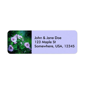 The Garden Return Address Label