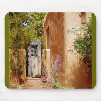 The Garden Mouse Pad