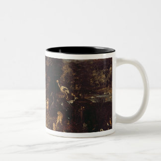 The Garden of Eden Coffee Mugs