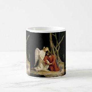 The Garden of Gethsemane (Luke 22:39-46) Coffee Mug