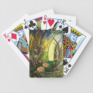 The GARDEN OF the EDEN_result.JPG Bicycle Playing Cards