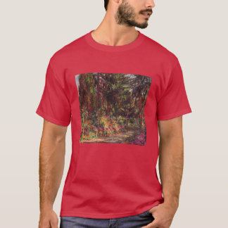 The Garden Path at Giverny T-Shirt