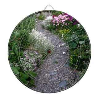 The Garden Path Dartboard