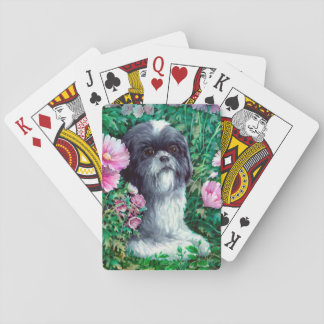 The Garden Sentry Playing Cards