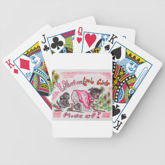 The Gardner Bicycle Playing Cards