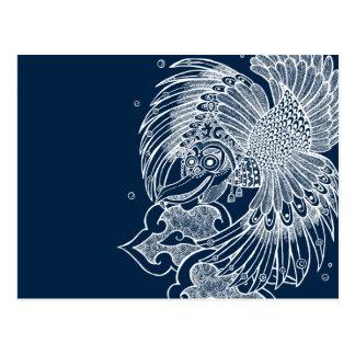 The Garuda Postcard