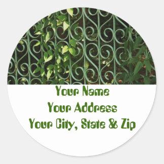 The Gate Address Label