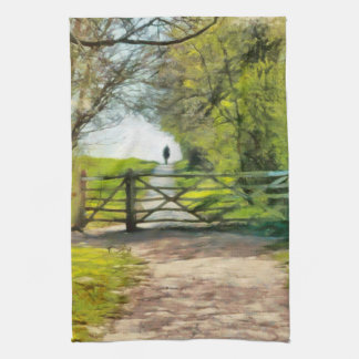 The Gate Kitchen Towel
