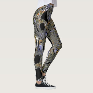 """""""The Gates of Camelot"""" Leggings"""