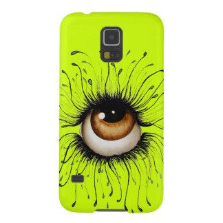 The Gaze Green Samsung Galaxy S5 Vibe Art Case