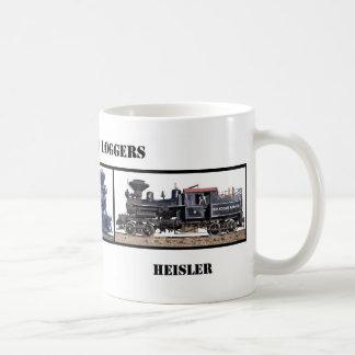 The Geared Loggers Coffee Mug