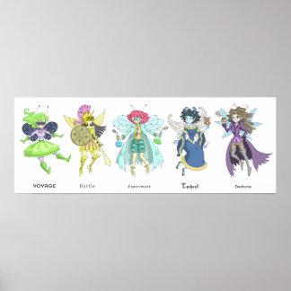 The Geek Fairies Poster