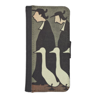 The Geese, anti-clerical Phone Wallet Case