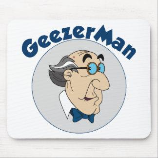 The Geezerman Mouse Pad