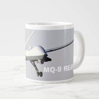The General Atomics MQ-9 Reaper Large Coffee Mug