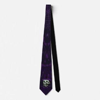 the Gentleman, A Cavalier's Halloween Tie