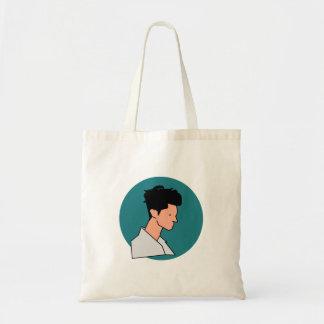 The Gentleman Tote Bag