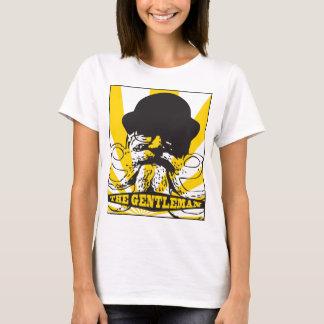 The Gentleman Yellow T-Shirt