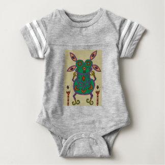 The Geomancer Baby Bodysuit
