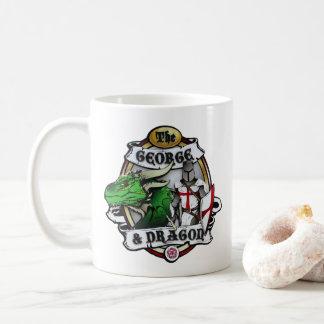 The George And Dragon Mug