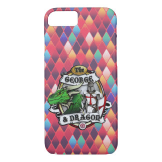 The George And Dragon Phonecase iPhone 7 Case