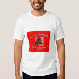 The Gerbil Logo T Shirts