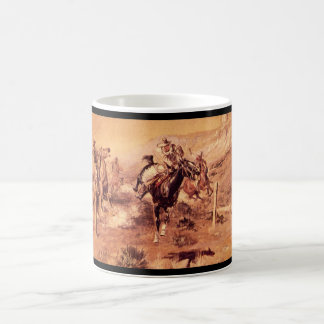 The Getaway', Charles M._Art of America Coffee Mug