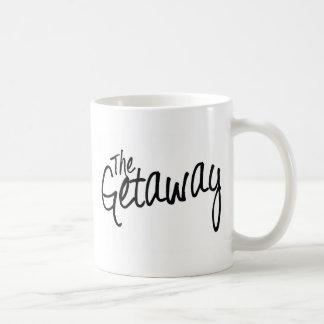 The Getaway Gear! Classic White Coffee Mug