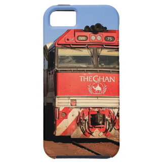 The Ghan train locomotive, Darwin iPhone 5 Cases