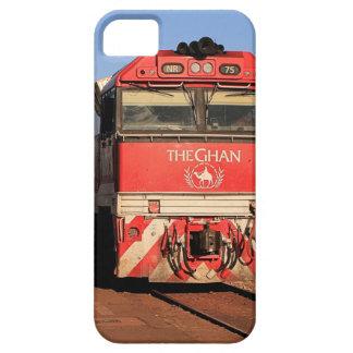 The Ghan train locomotive, Darwin iPhone 5 Covers