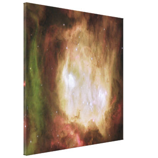 The Ghost Head Nebula Canvas Print