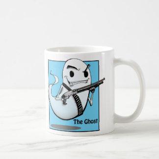 The Ghost Molon Labe Mug