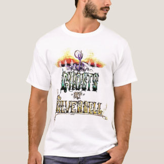 The Ghosts of Silverbell T-shirt (white)