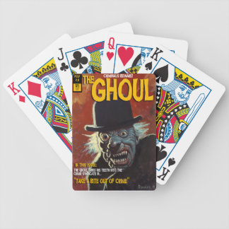 THE GHOUL Playing Cards