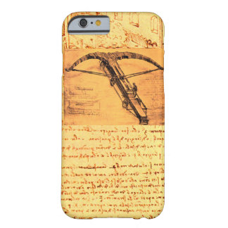 THE GIANT CROSSBOW BARELY THERE iPhone 6 CASE