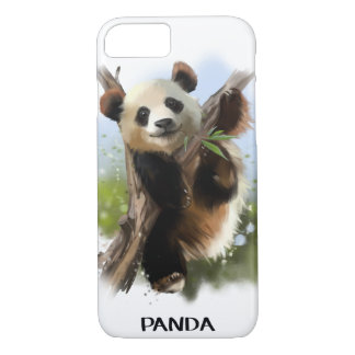 The giant Panda iPhone 8/7 Case