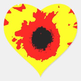 The Giant Sunflower Sticker