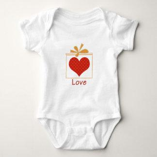 The Gift of Love Baby Bodysuit