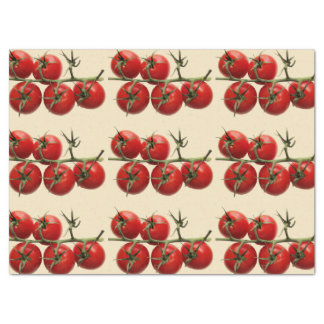 The Gift of Tomatoes Tissue Paper