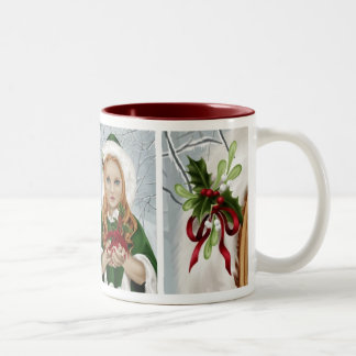 The Gift Two-Tone Coffee Mug