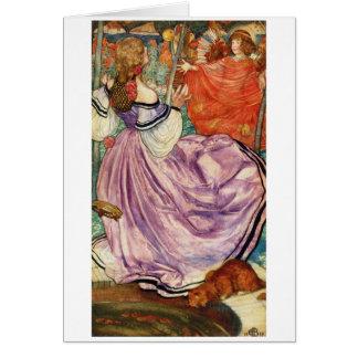The Gilded Apple, Card