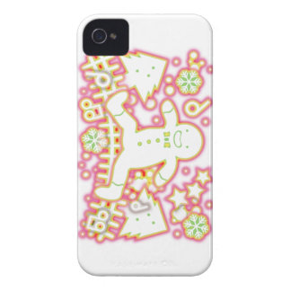The_Gingerbread_Man Case-Mate iPhone 4 Cases
